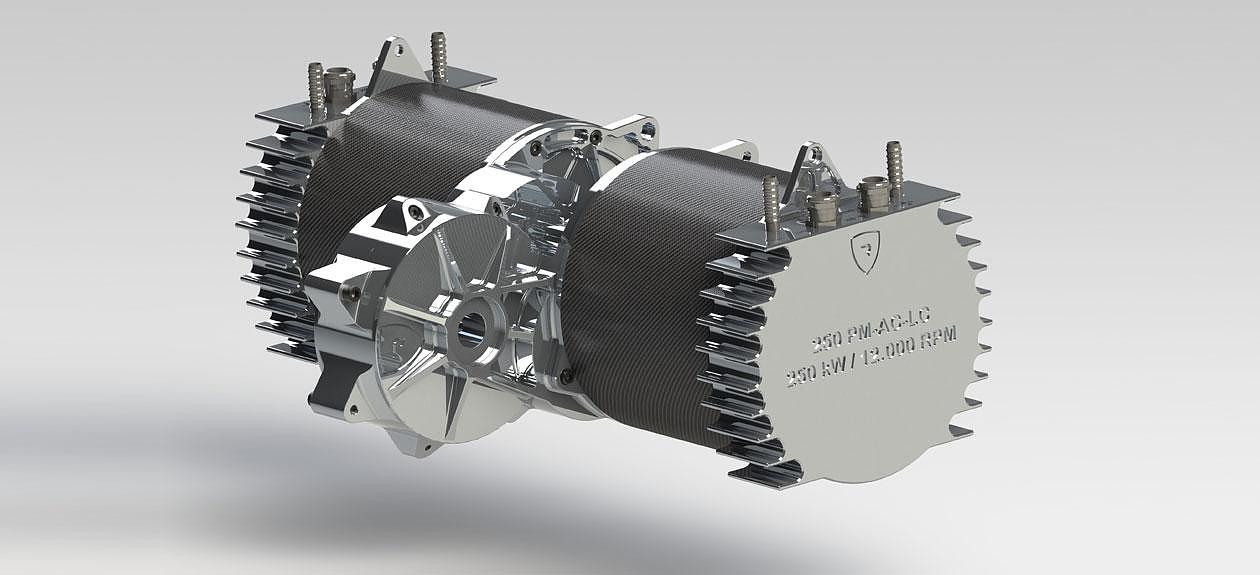 Rimac Concept One, ηλεκτρικό αυτοκίνητο με 1088 HP.