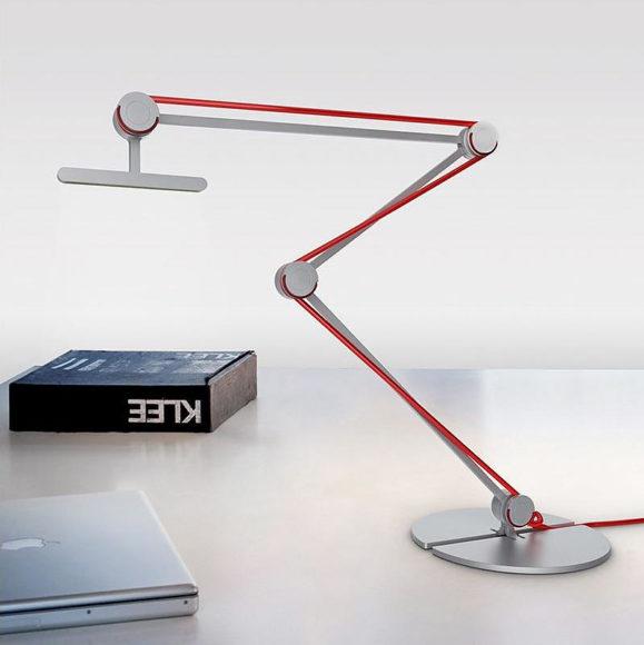 Heron Lamp by Enrico Azzimonti for Bilumen.