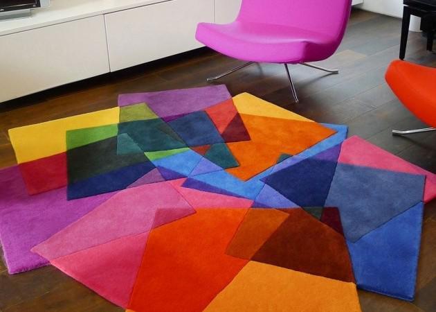 After Matisse Rug by Sonya Winner