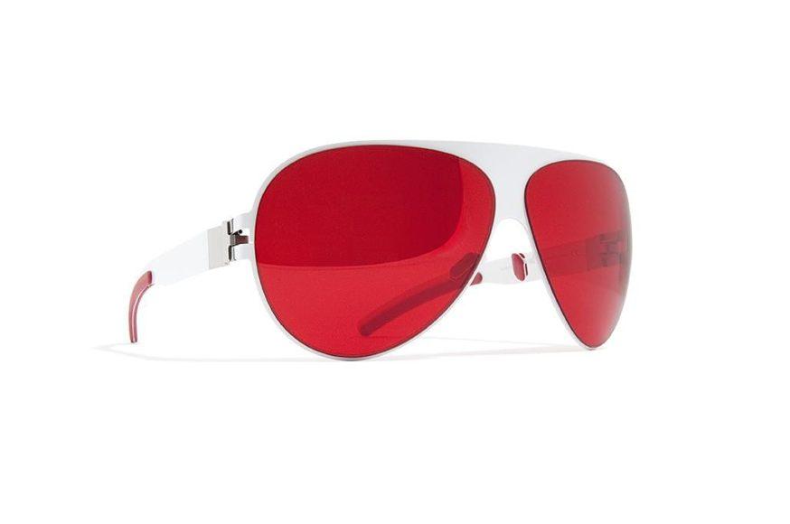 Γυαλιά ηλίου Mykita από τον Bernhard Willhelm.