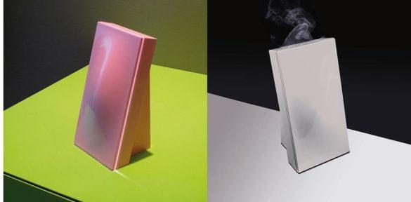Too Much Aroma Humidifier & Vaporizer by Karim Rashid