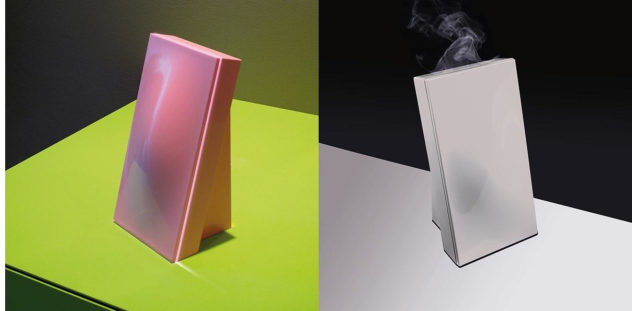 Too Much Aroma Humidifier & Vaporizer by Karim Rashid