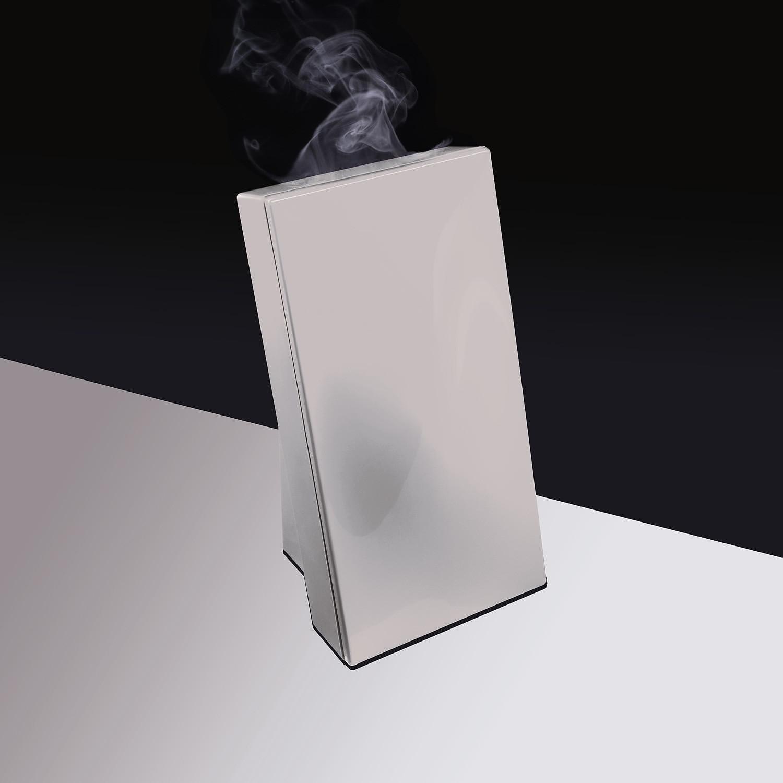 Too Much Aroma Humidifier & Vaporizer by Karim Rashid. #4E4C5B