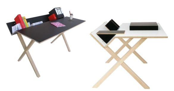 Kant Desk by Nils Holger Moormann