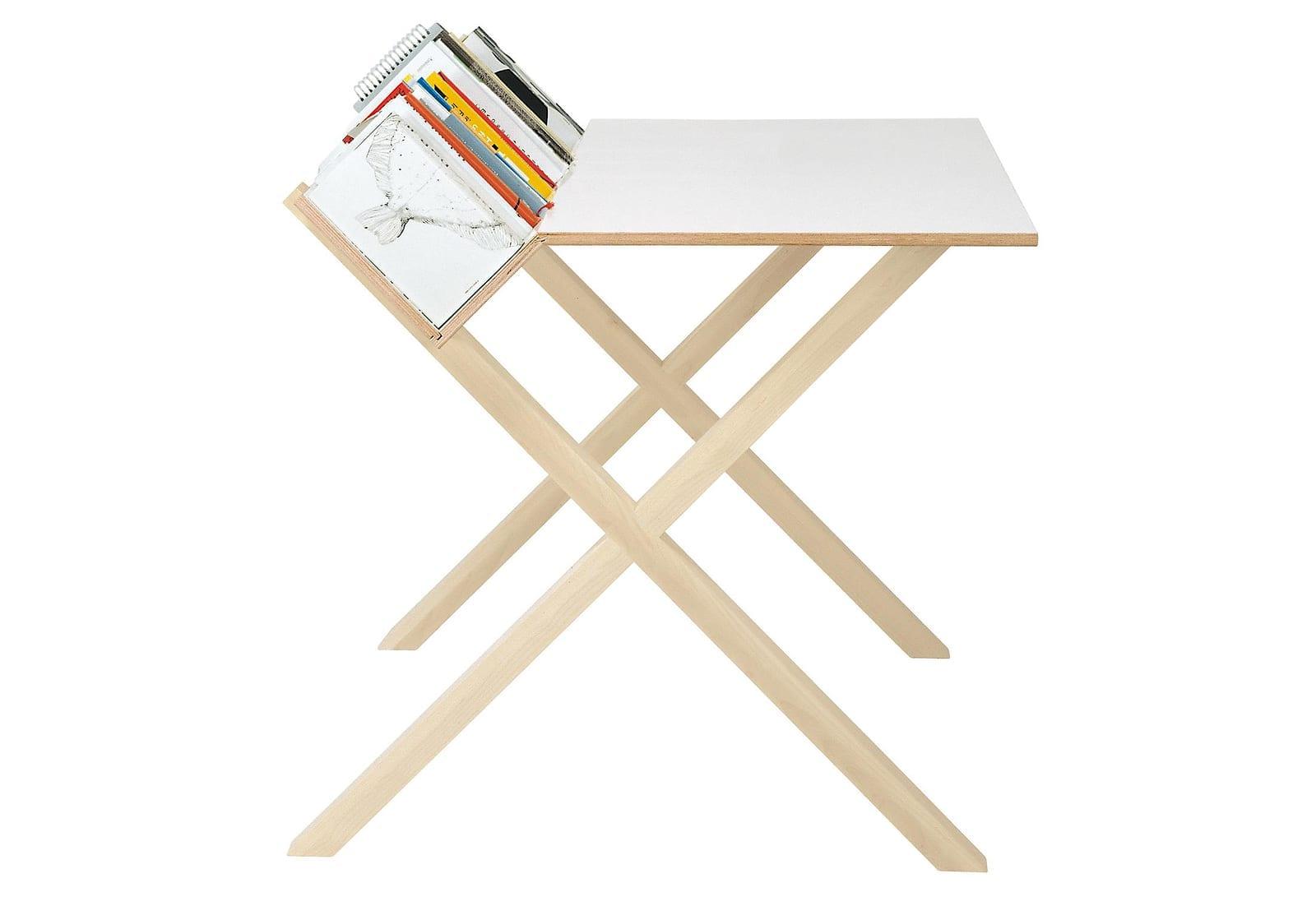kant desk by nils holger moormann design is this. Black Bedroom Furniture Sets. Home Design Ideas