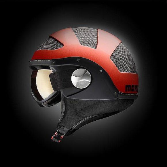 Momo Design ICE Ski Helmet.