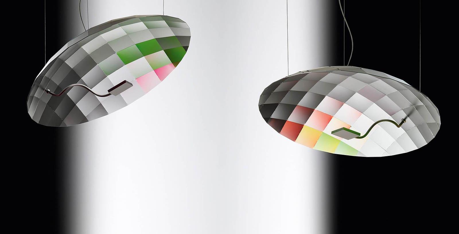 ingo maurer lunatic led pendant lamp design is this. Black Bedroom Furniture Sets. Home Design Ideas