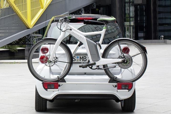 Ηλεκτρικό ποδήλατο Smart E-Bike.