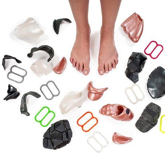 Παπούτσια MyShell256 της Sharon Golan.