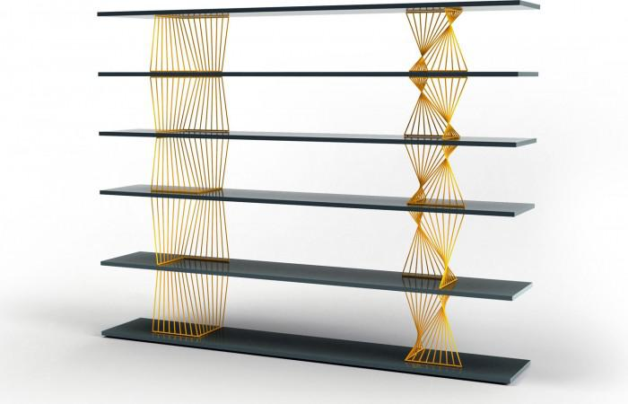 Viable London Wire Shelves