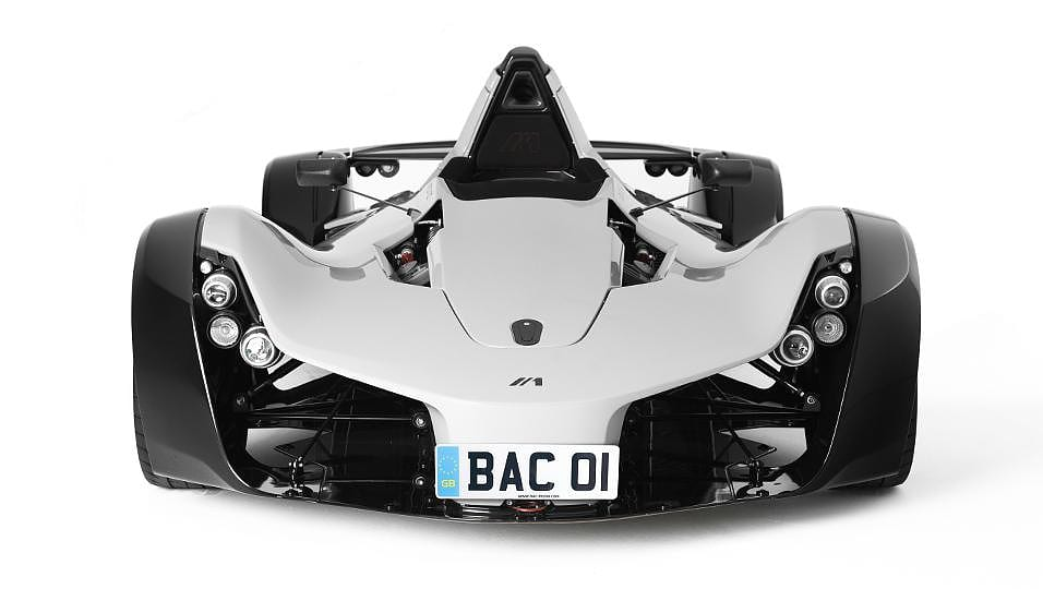 BAC Mono, αγωνιστικό μονοθέσιο για δημόσιο δρόμο.