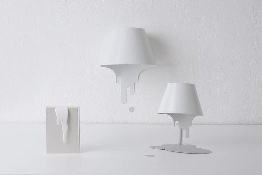 Liquid Lamp από την Kyouei Design.