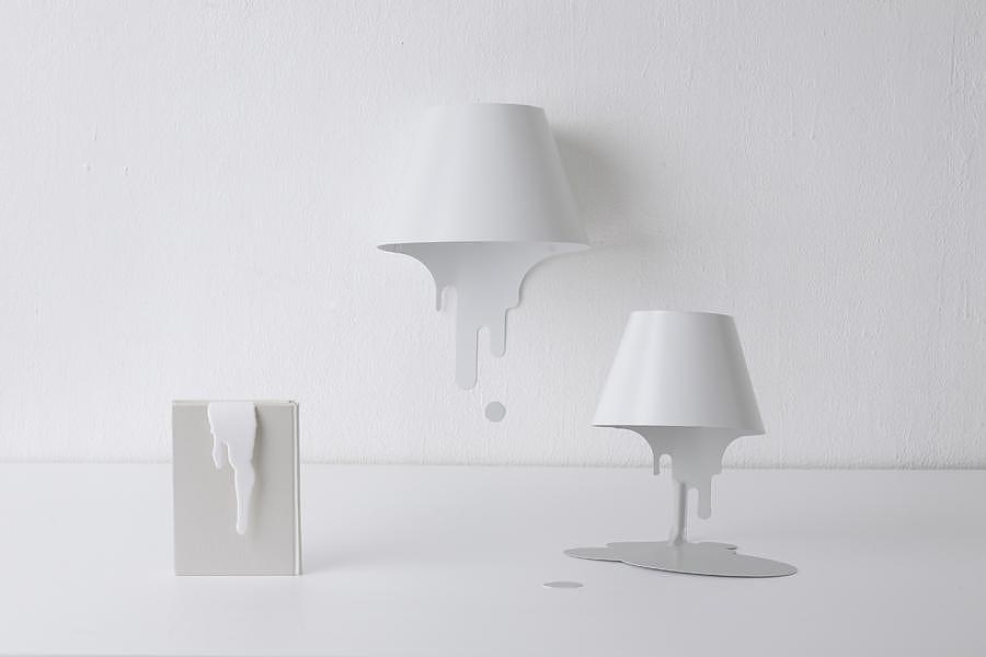 Liquid Lamp by Kyouei Design and Kouichi Okamoto.