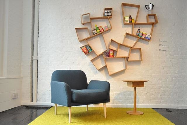 SUM Shelves by Peter Marigold for SCP.