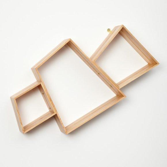 Ράφια SUM Shelves από τον Peter Marigold.