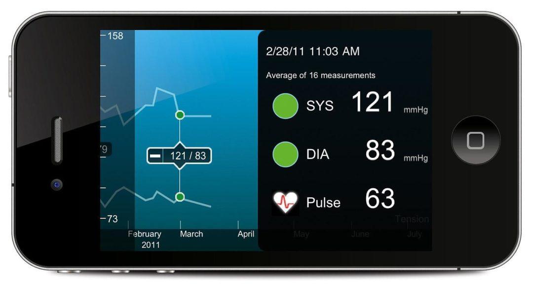 Η Withings μετατρέπει το iPhone σε πιεσόμετρο.