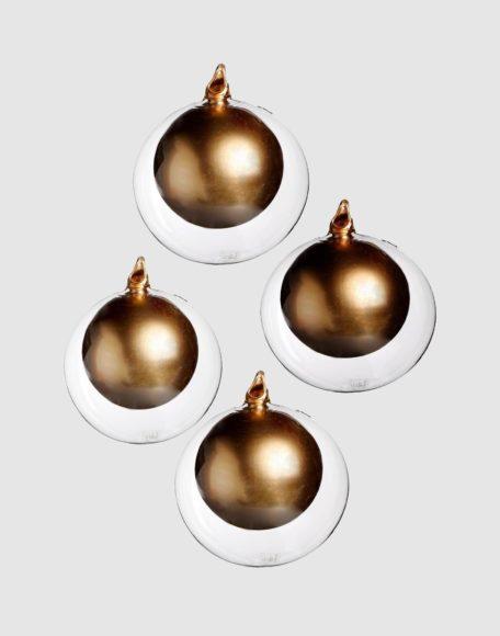 Χριστουγεννιάτικες μπάλες της Ichendorf.