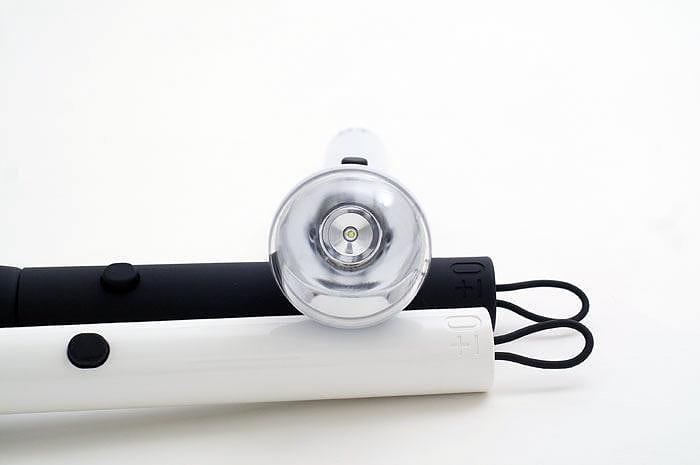 Φακός Torch από τον Nauto Fukasawa για την ±0.