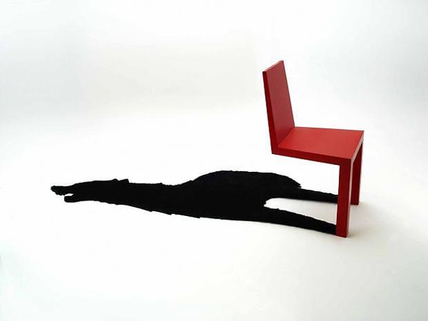 Καρέκλα Shadow από την Duffy London.