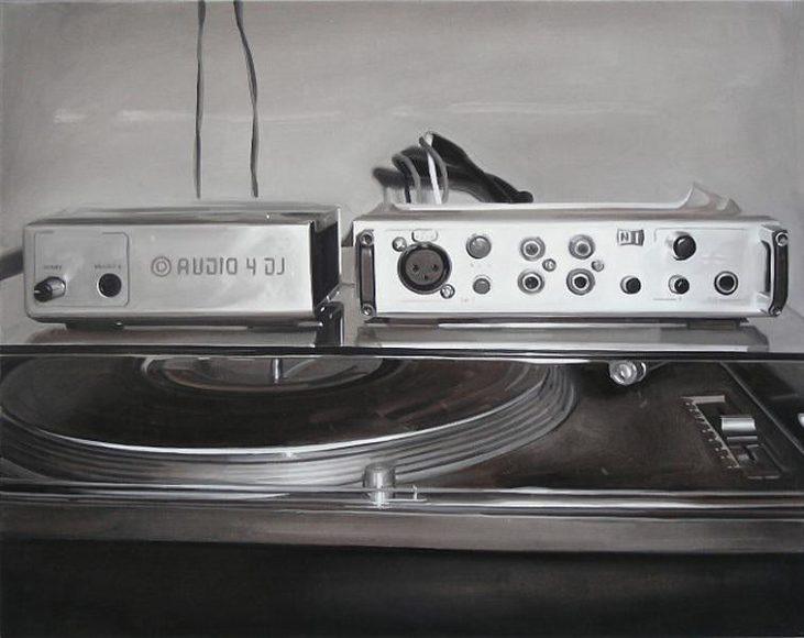 Hyper Realistic Paintings by Matteo Mezzetta.
