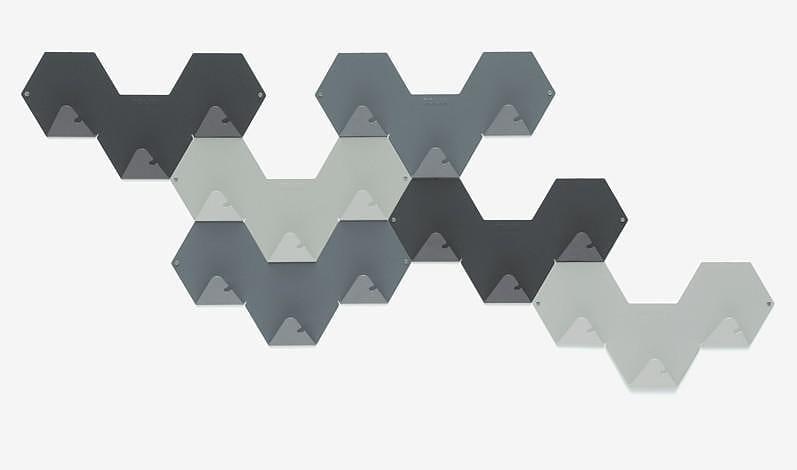 Κρεμάστρα τοίχου Simplex από την Tolix.