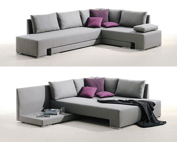 Vento Sofa-Bed by Thomas Althaus for Die Collection