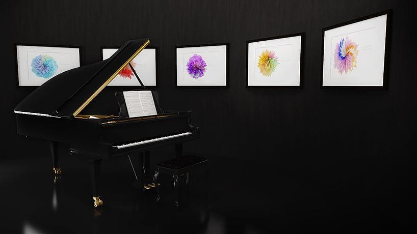 See The Music, η μουσική μετατρέπεται σε εικόνα.