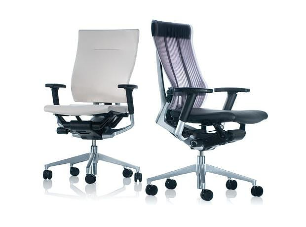 Κάθισμα γραφείου Spina από την Itoki Corporation.