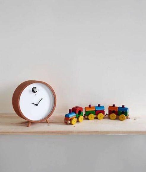 Ρολόι κούκος Plex LED της Diamantini & Domeniconi.