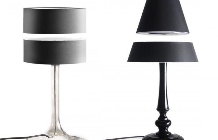 Crealev Levitating Lamp