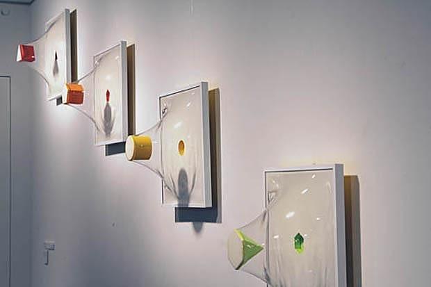 Τρισδιάστατα έργα τέχνης από τον Yuki Matsueda.