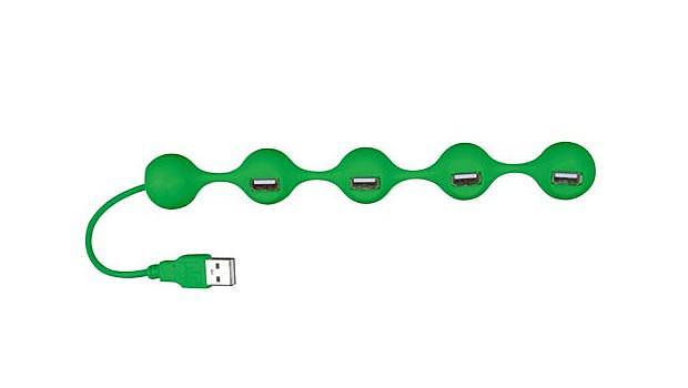 Peas USB Hub από την LEXON.