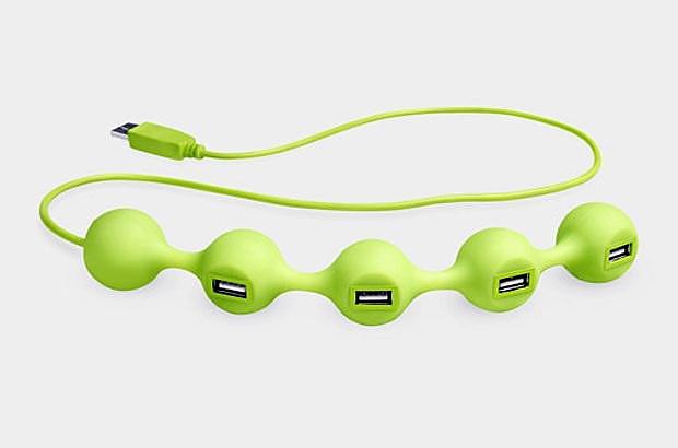 Peas USB Hub LEXON