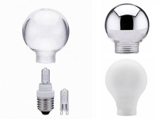 Globe Lamps by Lokolo
