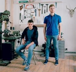 Robin Grasby & Marc Bell
