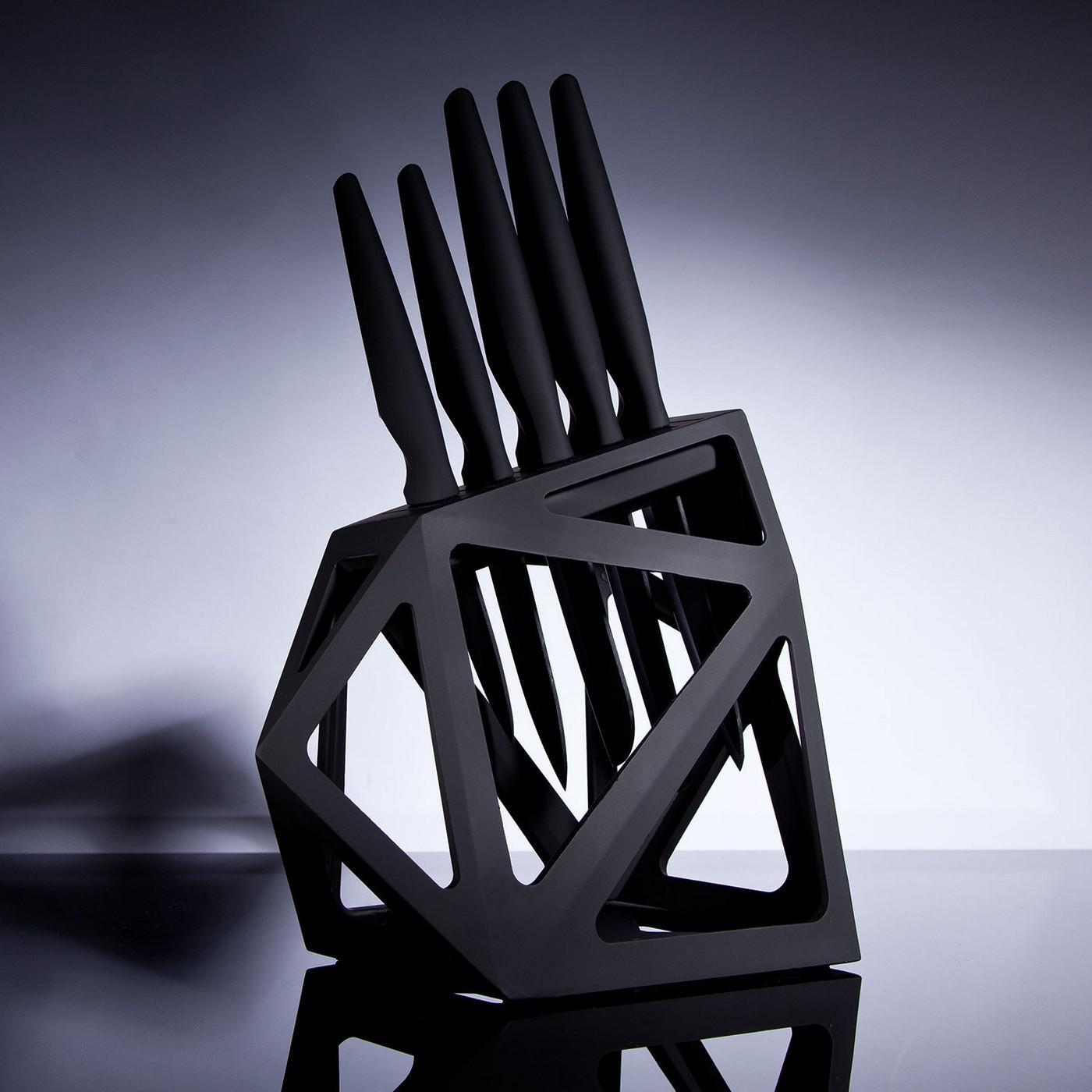Black Diamond Knife Block Xl Design Is This