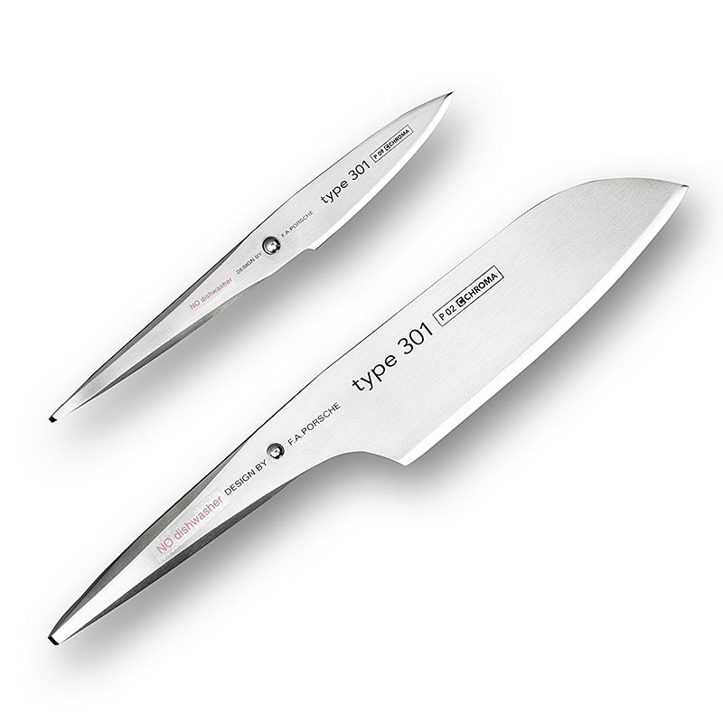 Chroma Knife Set Of 2 Type 301 P29 By F A Porsche Design