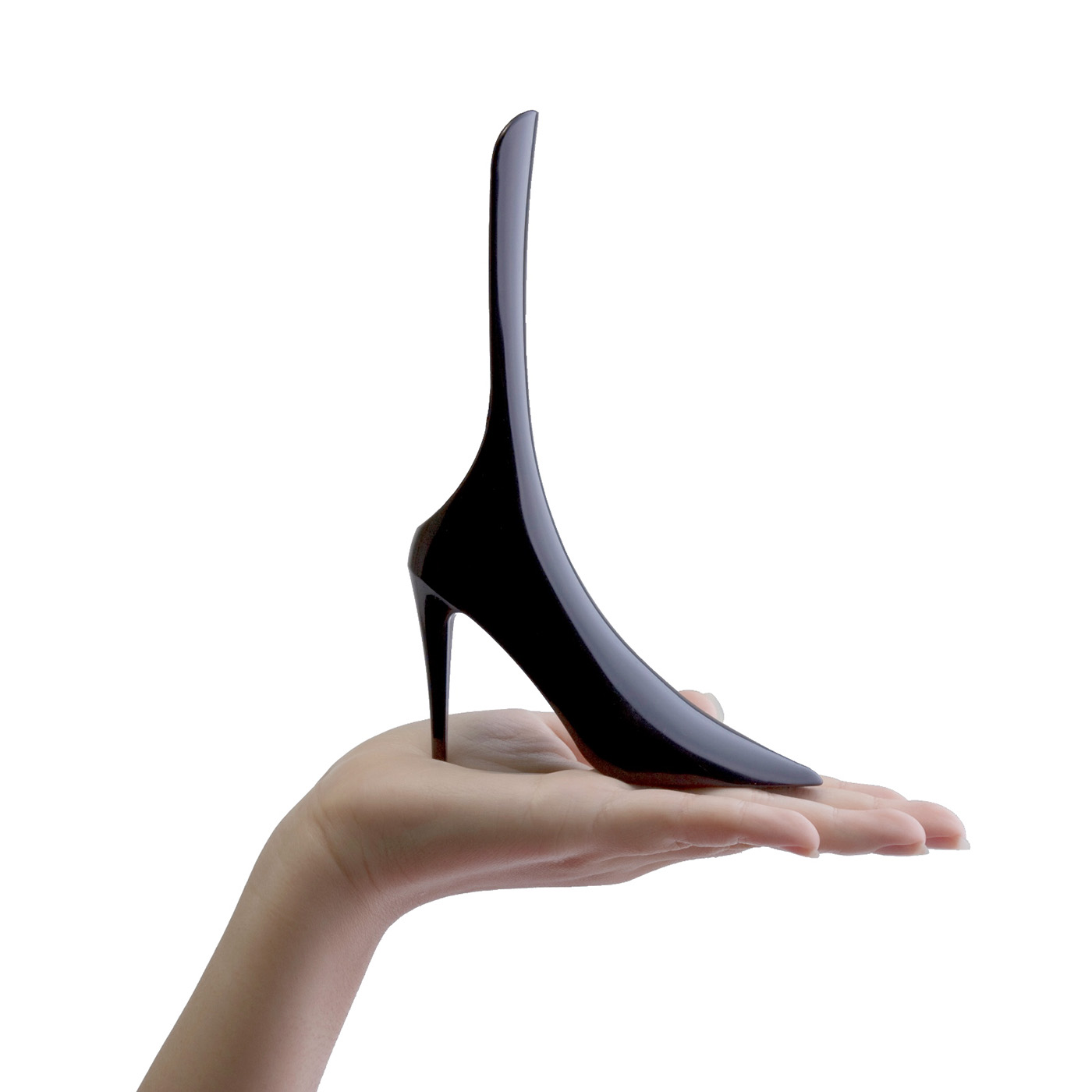 3ce038521bf Κόκκαλο Παπουτσιών Cindy (Διαφανές) - Qualy | Design Is This