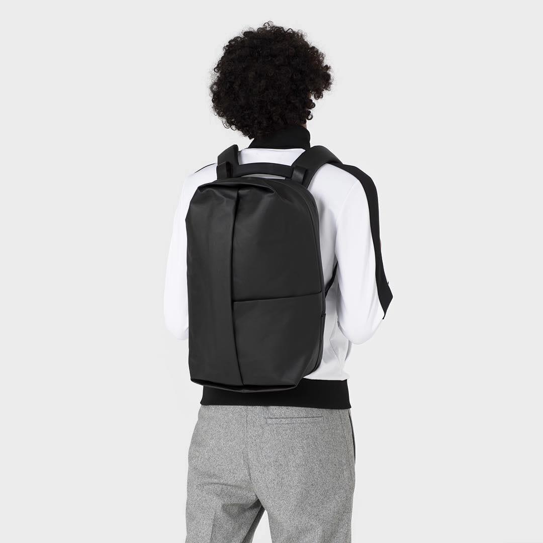 f0fcb98bd Sormonne Coated Canvas Backpack for Laptop 13