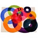 Χαλί Bubbles Outline - Sonya Winner Studio