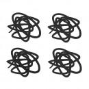 Σουβέρ Doodle (Σετ από 4) - ΜοΜΑ