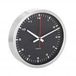 Ρολόι Τοίχου ERA Μεγάλο (Μαύρο) - Blomus