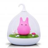 Φωτάκι Νυχτός LED Bunny με Αισθητήρα Αφής (USB Φόρτιση)