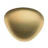 Πιατέλα με Ανάγλυφη Διακόσμηση Colombina Small (Χρυσό) - Alessi