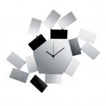 """Ρολόι Τοίχου """"La Stanza dello Scirocco"""" (Ανοξείδωτο Ατσάλι) - Alessi"""
