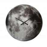 Ρολόι Τοίχου Planet Moon (Γυαλί) - Karlsson