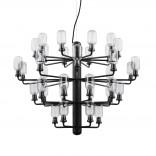Πολυέλαιος Amp Large 35 Λάμπες LED (Μαύρο) - Normann Copenhagen