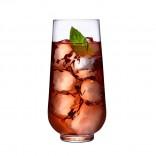 Ψηλά Ποτήρια Hepburn 425 ml (Σετ των 6) - Nude Glass