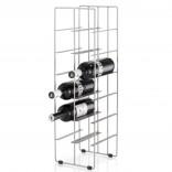 Βάση για 12 Μπουκάλια Κρασιού Pilare (Ματ Ατσάλι) - Blomus
