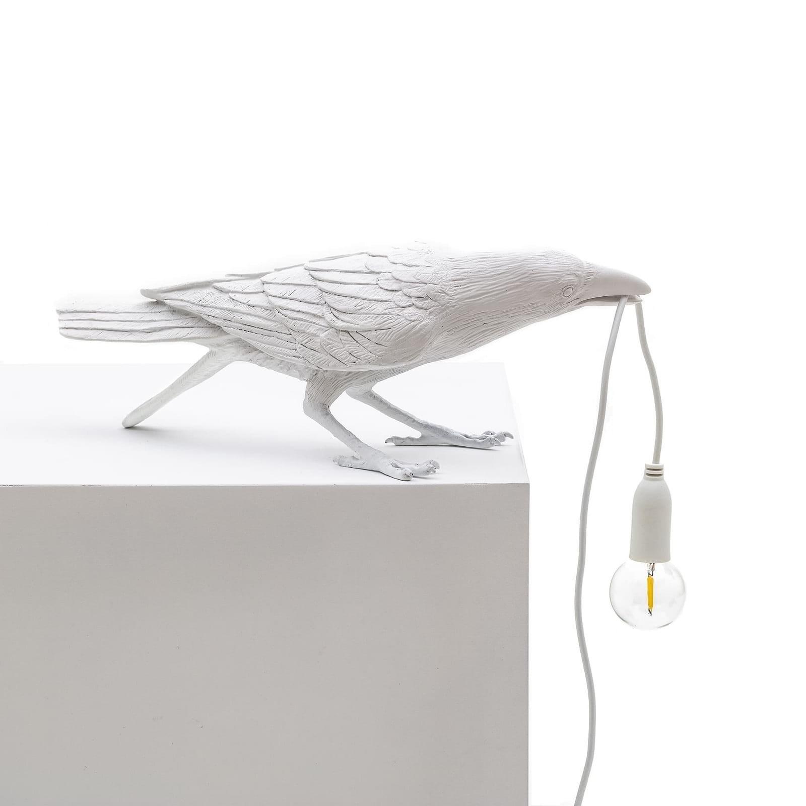 Φωτιστικό Bird Playing (Λευκό) - Seletti